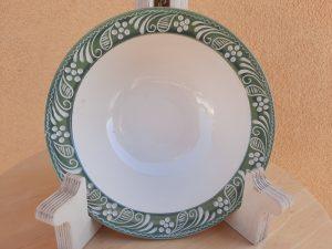 Tatai tányér – mély 7