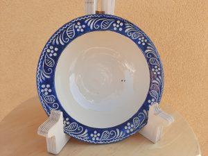 Tatai tányér – mély 8