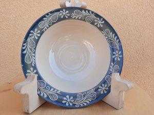Tatai tányér – mély 9