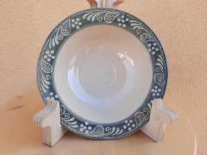 Tatai tányér – mély 10