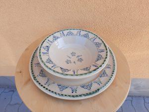 Tatai tányér – mély 5