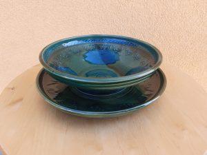 Tatai tányér – mély 3