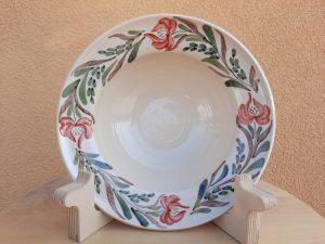 Bakabányai tányér – mély